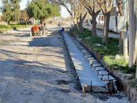 Construccion Condon Cuneta Calle Peru e Jujuy mendoza