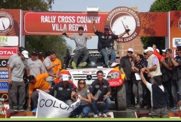 II Rally Cross Country del Comahue – Se definieron los campeones en Villa Regina
