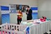 Martín Soria entregó el Ajuar Nº 500 del Programa Embarazo Saludable