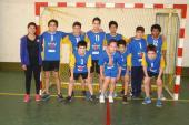 El handball Municipal sumó su cuarta fecha en General Roca
