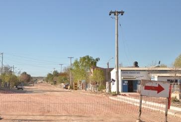 Continúan las obras de pavimentación en la calle San Juan