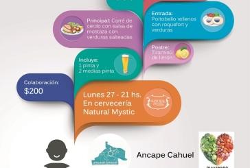 Cena a Beneficio de Ancape Cahuel