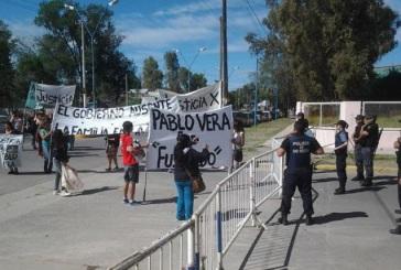 Familiares y Amigos marcharon por Pablo Vera