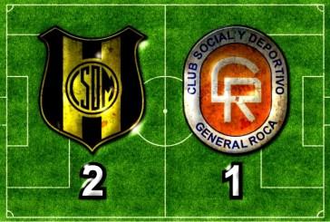 Torneo Federal A – DEPORTIVO ROCA perdió de visitante ante Deportivo Madryn