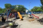 Se inaugura Multijuego en la Plaza de Calle Neuquén e Isidro Lobo