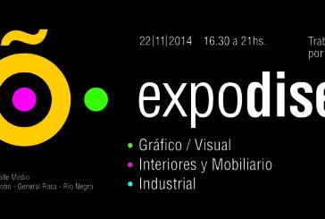 Expo Diseño 2014 en General Roca