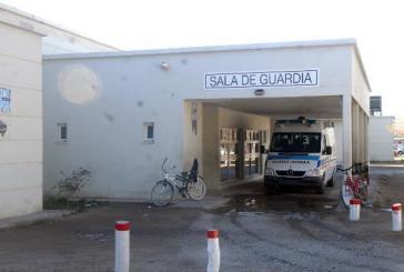Una joven apareció en el Hospital de Roca con un disparo en su Cara