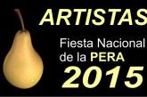 ARTISTAS FIESTA de la PERA 2015 – Allen , Río Negro