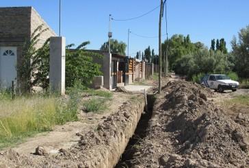 Se completa Red Cloacal en Barrio Belgrano