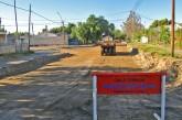 Trabajos de Pavimentación en Alfonsina Storni