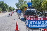 Reparaciones de Pavimento en Calle Rosario de Santa Fé
