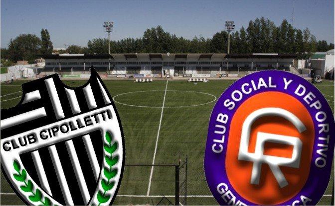 Resultado de imagen para Cipolletti vs Deportivo Roca