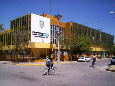 NUEVOS TALLERES MUNICIPALES en Barrios de General Roca