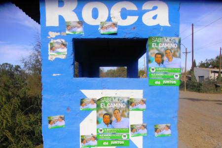 Según el MUNICIPIO de ROCA, WERETILNECK y sus CANDIDATOS ENSUCIAN la CIUDAD