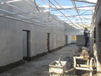 AVANCES EN LA CONSTRUCCIÓN DEL NUEVO CEPLA