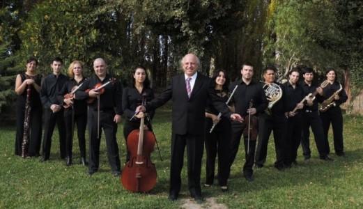 "Ensamble Orquestal con ""Música popular argentina"" en Roca"