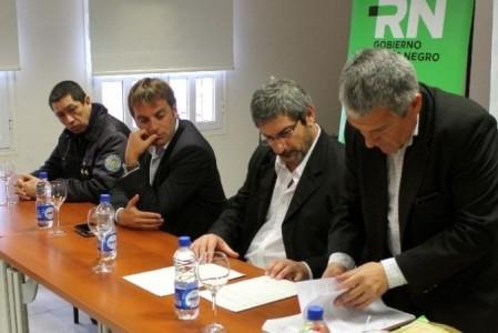 RIO NEGRO – El Gobierno invertirá $12.000.000 en compra de equipamiento para el área Comunicaciones policiales