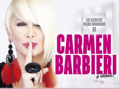 """CARMEN BARBIERI en GENERAL ROCA con su Obra: """"Los secretos mejor guardados"""""""