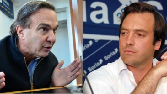"MARTIN SORIA: ""Pichetto no fue un buen candidato a gobernador"" dijo Soria"