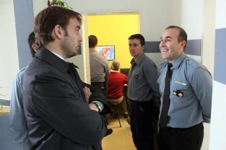 RIO NEGRO: La Policía puso en funcionamiento un equipo que permite garantizar la autenticidad de documentos