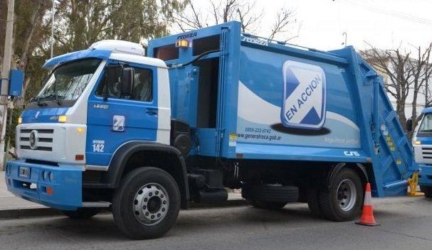 El Municipio sumará dos nuevos CAMIONES para la BASURA