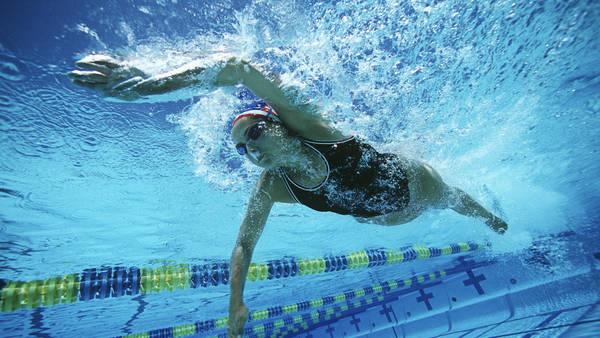 fisica natacion: