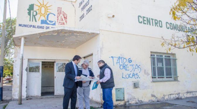 NUEVO CENTRO COMUNITARIO EN TIRO FEDERAL