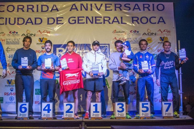 FOTOS de la CORRIDA ANIVERSARIO de GENERAL ROCA!