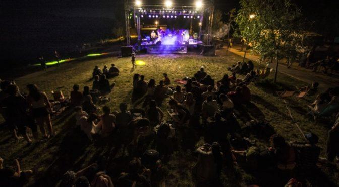 TRES NOCHES a PURO ROCK en el RIO !!!