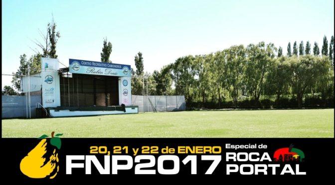 COMIENZA HOY la FIESTA NACIONAL de la PERA 2017